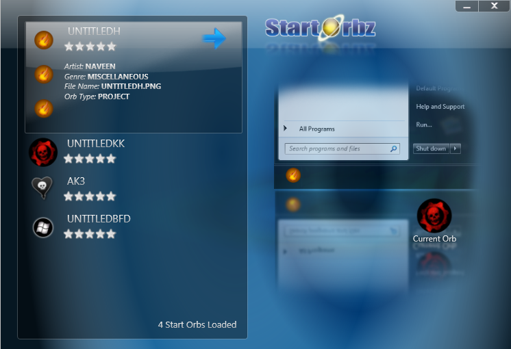 Customise Your Windows 7 Start Button | freetechnotips