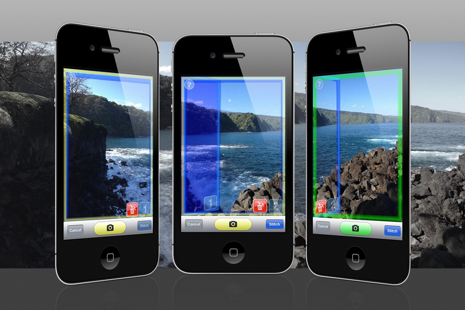 Top 5 Panoramic Apps for iphone | freetechnotips